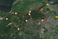 Route 8k